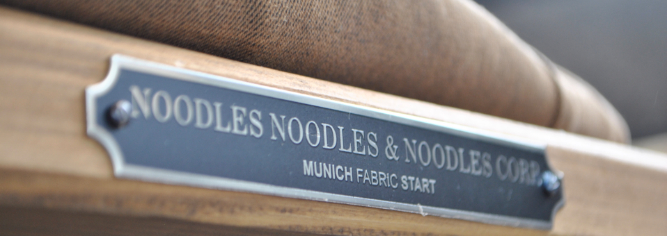 Noodles Noodles & Noodles Corp.    The product displays for showrooms and retail shops