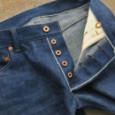 The bespoke tailored denim by Paul Kruize